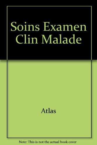 Soins Examen Clin Malade
