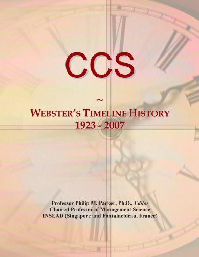 ccs-websters-timeline-history-1923-2007