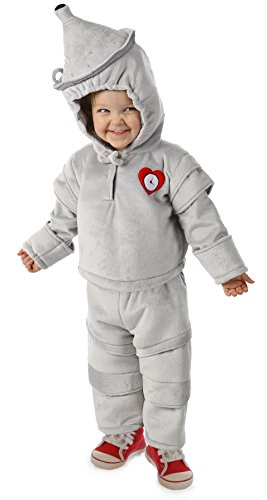 Princess Paradise The Wizard of Oz Tin Man Cuddly Costume, One Color, Small by Princess Paradise