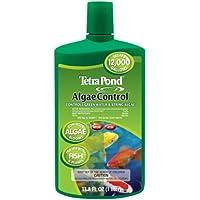 Tetrapond algas Control Tratamiento
