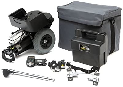 Drive DeVilbiss Healthcare Heavy Duty S-Drive Dual Wheel PowerStroll / Wheelchair Power Pack with Reverse