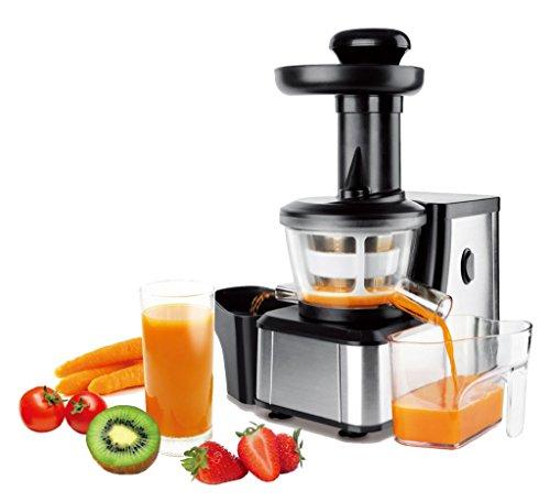Enrico M-line Slowjuicer Entsafter Multifunktionsentsafter Smoothiemaker Küchenmaschine