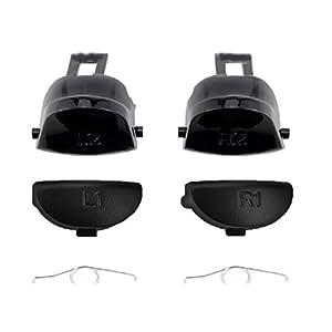 R2 L2 R1 L1 Schultertasten Trigger Set für PS4 Pro Controller V4 JDM-040