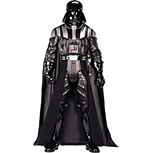 Jakks Pacific 58712 - Figura de Darth Vader de Star Wars (78,7 cm) - Figura Star Wars Darth Vader (80 cm) 9