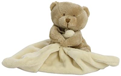 Doudou et Compagnie 10 cm Natural Bear and Towelling Doudou with Gift Box