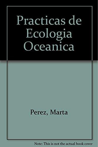 Descargar Libro Practicas de Ecologia Oceanica de Marta Perez