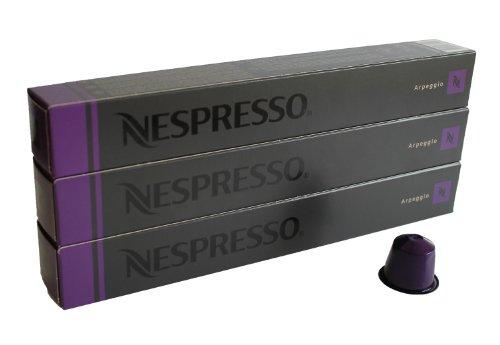 Nespresso Arpeggio Café - 30 Cápsulas