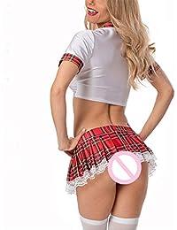 Amazon.es: Juguetes eroticos - Conjuntos de lencería / Lencería y ropa interior: Ropa