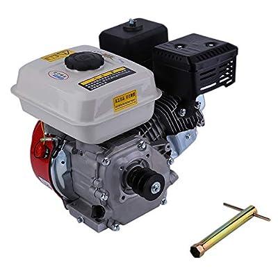 7,5 PS Starter-Starter Benzinmotor Einzelzyliner