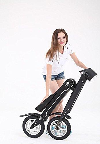 Hammer K1 Faltbares E-Bike mit Straßenzulassung - 5