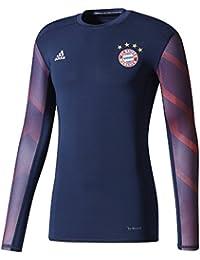 adidas Techfit T-Shirt FC Bayern München T-Shirt Pre de Match 442eef4e662
