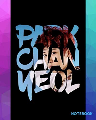 Park Chanyeol Notebook