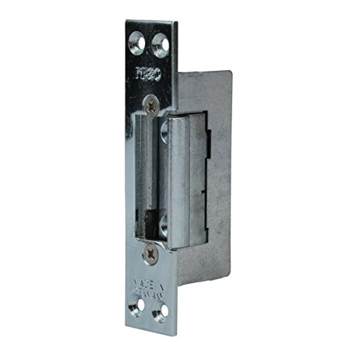 uniTEC 44720 - Cerradura eléctrica para puertas (aluminio, 110 mm)