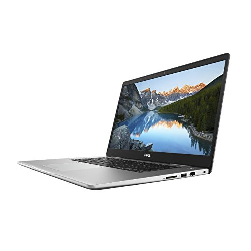 DELL Inspiron 7570 15.6-inch Laptop (Core i5 - 8250 U/8GB/1TB/128 GB SSD/Windows 10 / Pre-installed Microsoft Office Home & Student 2016 /4GB Graphics),Silver image