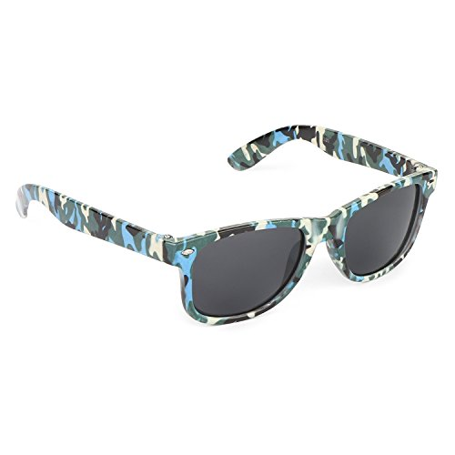 Eccellente Aviator Sunglasses for Kids; Boys and Girls _ Military _ Polarized_Parent