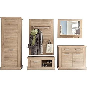 Garderobe, Set, Garderobenschrank, Flurgarderobe