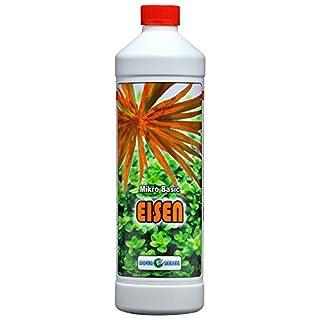Aqua Rebell Mikro Basic Eisenvolldünger 1L | Wasserpflanzen-Dünger zur optimalen Versorgung von Wasserpflanzen im Aquarium
