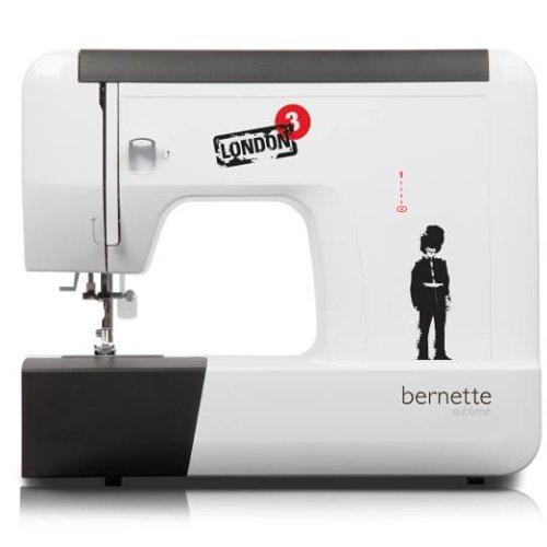 Bernina 8100000168839 - Máquina de Coser Bernette London 3