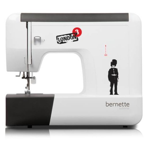 Bernina 8100000168839 Macchina da Cucire Bernette London 3