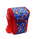 Shopaholic Lunch Box Insulated Bag Keep Food Hot and Warm for Everyone Carrying