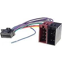 Cable adaptador ISO para radio de coche Sony (16 pines) CDX 1000, CDX 7100, CDX-G1000U TechExpert