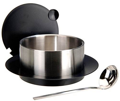 Suppenterrine Edelstahl Suppenschüssel Suppenschale Servier-Set Terrine 2,4l