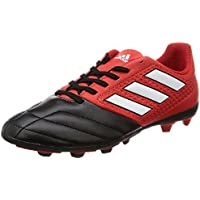 adidas Ace 17,4 FXG J – Fútbolpara Stiefel Kinder, Rot – (Rot/Ftwbla/Negbas),-28