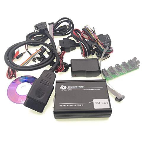 Corneliaa-DE Fgtech Galletto 2V54 Fg Tech V54 Master 4 BDM-TriCore-OBD Car Diagnostic Tools