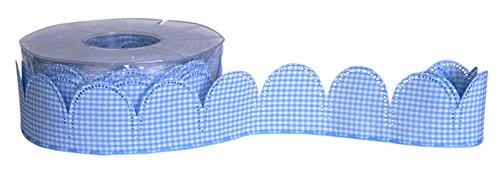 Furlanis h1350_b593_25 nastro portaconfetti (90 pezzi da 5 petali), taffettà, bamby azzurro, 15x15x7 cm