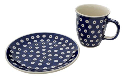 bunzlauer-keramik-manu-faktura-k-set-de-081-t-shirt-131-mars-mug-avec-assiette-a-gateau-ensemble-ass