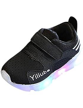 LED leuchtende Schuhe , Kobay Herbst Kleinkind Sport Running Baby Schuhe Jungen Mädchen LED leuchtende Schuhe...