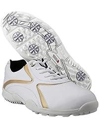 PGM Zapatos De Golf Mujeres, Resistentes Al Desgaste Y Duraderos, Deportivos, Antideslizantes, Impermeables, Transpirables Y De Mantenimiento Cálido