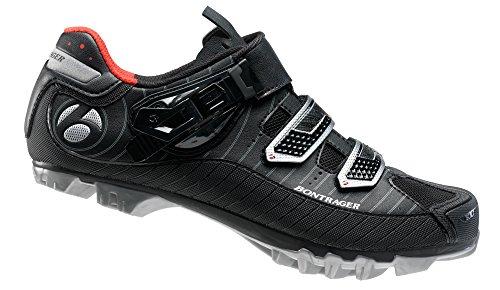 Bontrager RL-Scarpe da Mountain Bike da uomo, taglia 8, colore: nero