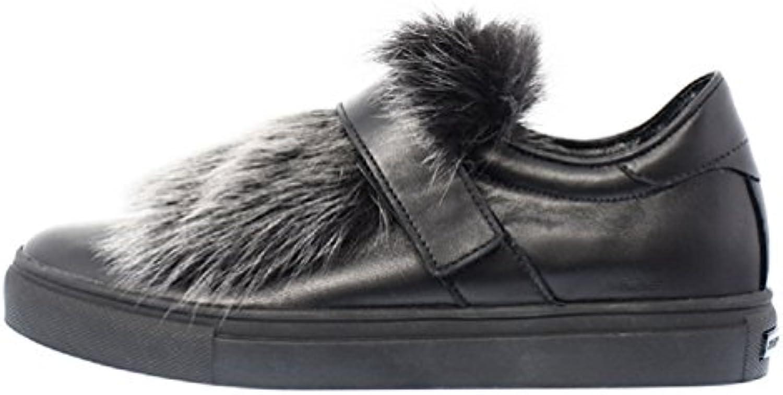 Kennel und Schmenger Schuhmanufaktur - Zapatillas para Mujer Negro Negro 38,5
