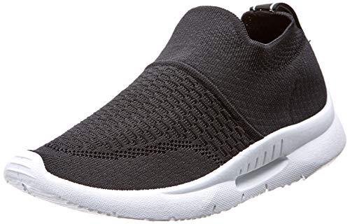 XTI 49098, Zapatillas sin Cordones para Mujer, Negro, 38 EU