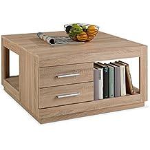 suchergebnis auf f r couchtisch quadratisch in eiche. Black Bedroom Furniture Sets. Home Design Ideas
