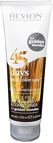 Revlon 45 Days Golden Blondes Shampooing et Conditionneur