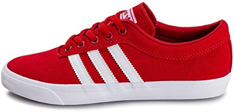 les baskets adidas sellwood j & agrave; agrave; agrave; l'enfant, Rouge  & agrave; (escarl / ftwbla / ftwbla) 36 961b44