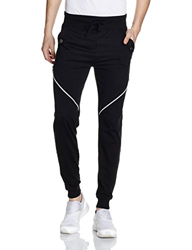 6. Campus Sutra Men's Cotton Track Pants