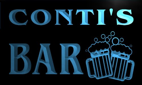 cartel-luminoso-w003195-b-conti-name-home-bar-pub-beer-mugs-cheers-neon-light-sign