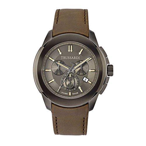 orologio multifunzione uomo Trussardi T01 casual cod. R2471100002