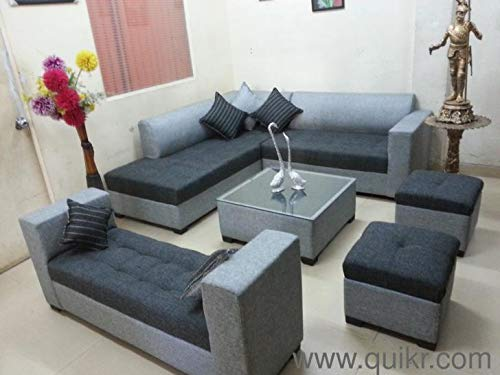 Aashirwad Furniture Presents Hometown Exclusive Wood Sofa Set 6+2+2 Perfect  for Living Room
