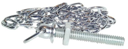 Sink Chain & Stay Oval Link 12-inch (Pack of 1) (Product Code - U-B0377)