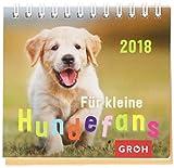 Für kleine Hundefans 2018: Mini-Monatskalender