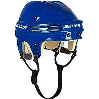 Bauer 4500 - Casco de hockey para adulto azul azul Talla:large