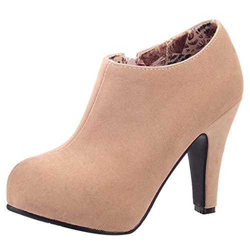 Damen High Heels, Freizeit Schuhe Party Schuhe Rutschfeste -