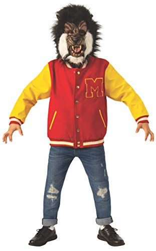 Rubie's The Michael Jackson Thriller Werewolf Deluxe Kids Fancy Dress Costume Large