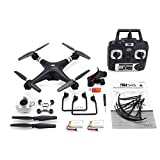 SH5H 2,4g FPV Drohne mit 720p HD WiFi-Kamera Live-Video Headless-Modus-Schwerkraft-Sense-Return-Taste für RC Quadcopter