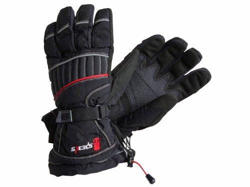 Handschuhe Speeds ICE schwarz - Größe S