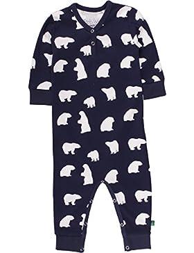Fred's World by Green Cotton Unisex Baby Body Bear Bodysuit